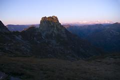Alba sul Pedum e il Monte Rosa (supersky77) Tags: alps nature sunrise alba natura alpen alpi valgrande parconazionalevalgrande bocchettadicampo