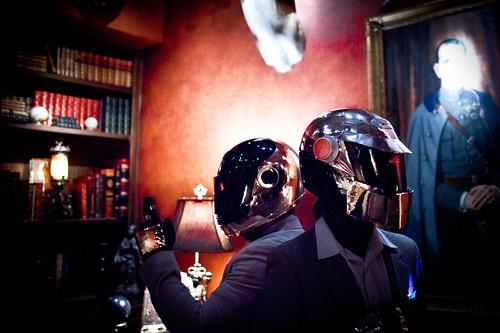 Daft Punk Halloween