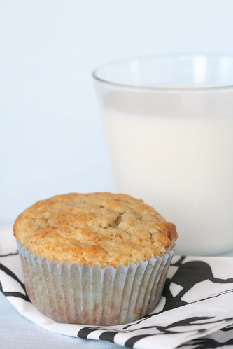 Banana muffin / Banaanimuffin