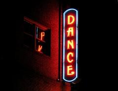 Dance (Crystal Ballroom, Portland, Oregon)