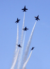Jax Air Show (minds-eye) Tags: blueangels