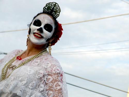 Dia De Los Muertos Folklorico Dancers