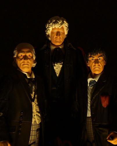 The Three Doctors