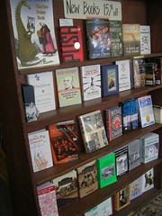Or we have an assortment of 15% off new books featuring bestsellers and quirky conversation starters.