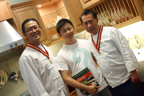 Culinary Experience with GE Monogram by Chef Martin Yan 7