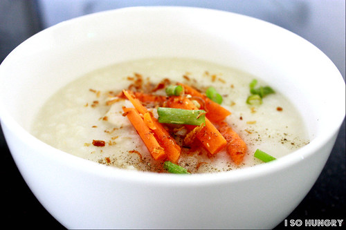 I so hungry vietnamese chicken congee each asian country has its own variations when cooking rice porridge congee made in different countries use different type of rice with different amounts forumfinder Image collections