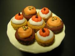 thanksgiving cupcakes #2