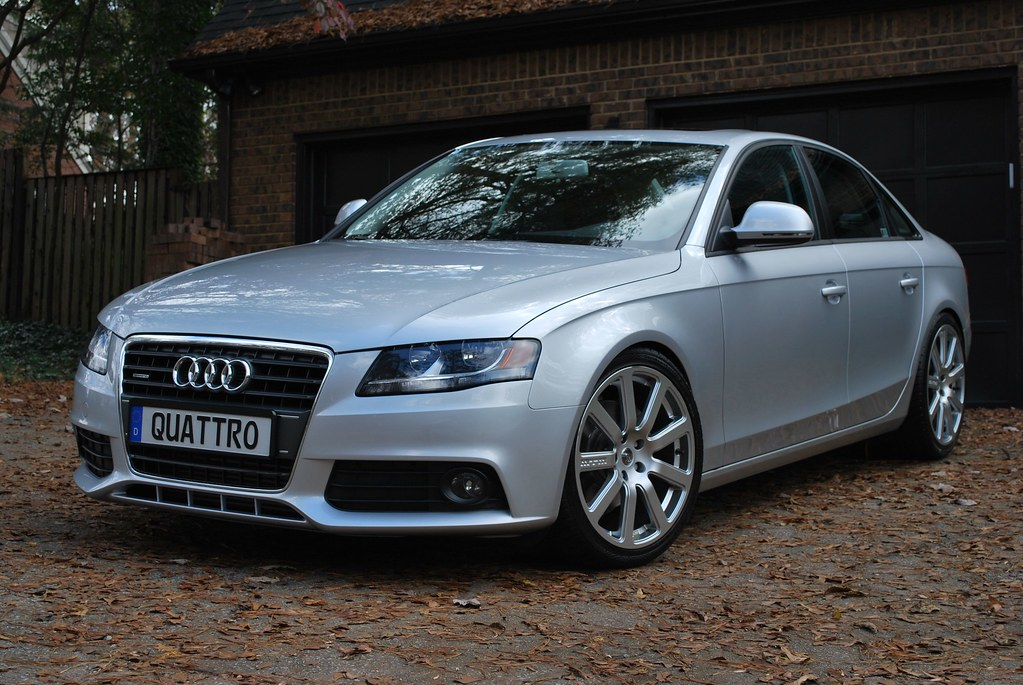 Official B8 A4 Wheel Gallery