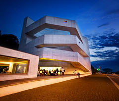 Fundao Iber Camargo (Omar Junior) Tags: panorama luz vidro vertical arquitetura museum architecture night digital square geotagged museu portoalegre porto panoramica carros carro noite manual alegre projeto poa fundao rastro blending alvarosiza camargo nohdr iber fundaoibercamargo vertorama geo:lat=30077613 geo:lon=51245239