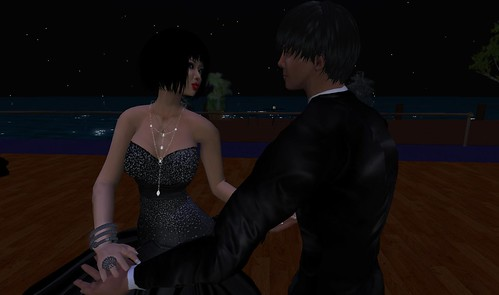 raftwet, xavier at the savoy in second life