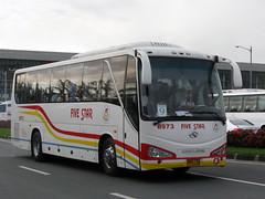 Five Star (Chkz) Tags: bus star long king nissan diesel five united xiamen awa 174   8973 xmq6118  fe6t chokz2go