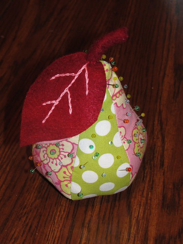 Cutest pin cushion EVER!