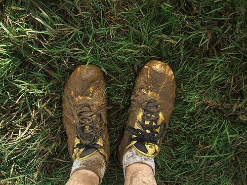 Muddy spikes