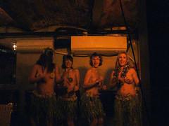 hula girls (sarahfromthefuture) Tags: emily burlesque poco dilettaunts