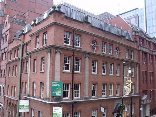 65 Church Street, Birmingham (former Diocesan Lodge of the Girls