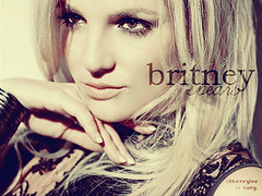 Britney Spears (to Taty) (xtherrylee) Tags: sign graphic spears britney siggy assinatura blend