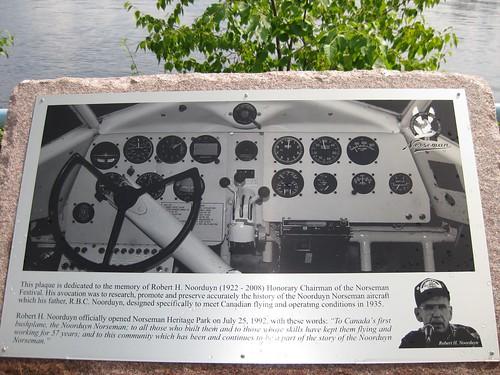 Bob Noorduyn Memorial