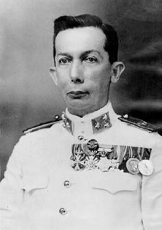 GEORGE FRANK VICTOR GOSENSON  ( May 26 , 1888 , Banjirmassin  -  Jan 9 , 1945 , Fort de Kock ,  former Dutch Indies (Indonesia)  -  beknopt levensverhaal
