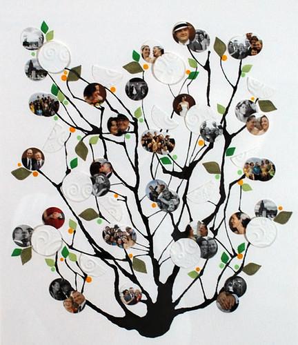 Photo5f_Hand Made Crafts Photo Tree