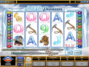 Polar Pioneers slot game online review