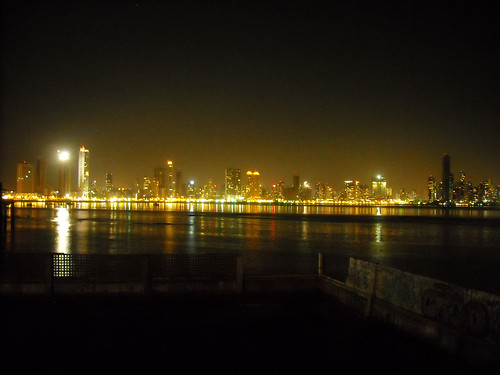Panama City @ Night