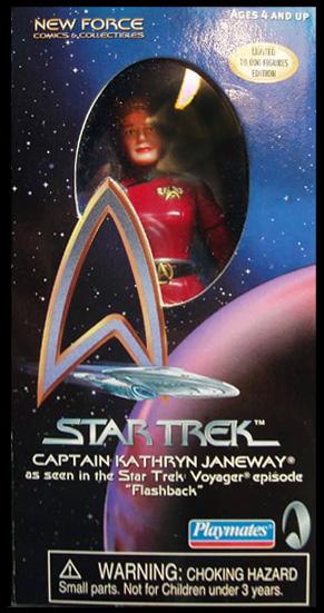 Flashback Janeway