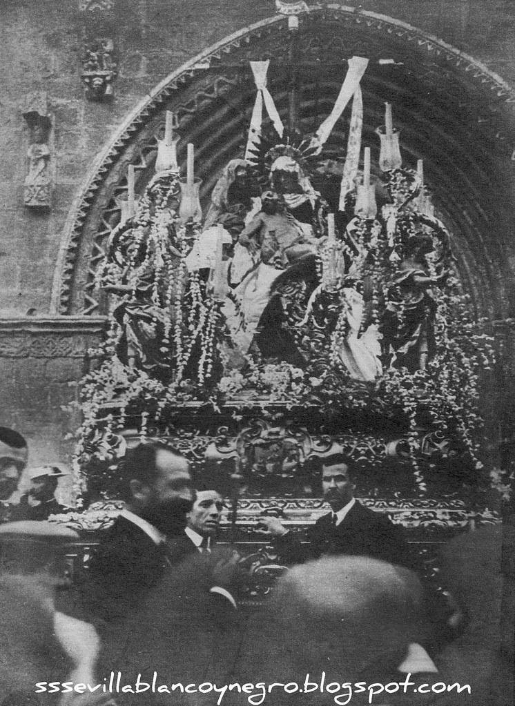 Piedad de Santa Marina 1908