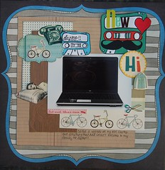 Scrapbooking Gt New Laptop By Angie Delarie
