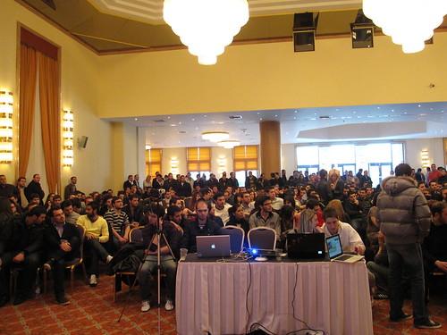 Live κάλυψη του προσυνεδριακού διαλόγου της ΟΝΝΕΔ στα Ιωάννινα