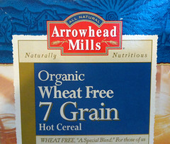 Arrowhead Mills Wheat Free 7 Grain