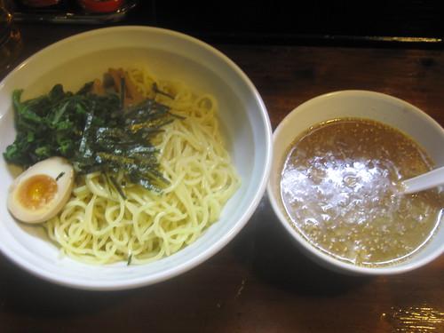つけ麺@麺ダイニング吉(桜台)