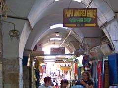 Souvenirs (jglsongs) Tags: israel jerusalem marketplace bazaar   oldcity shuk suq yerushalayim   christianquarter