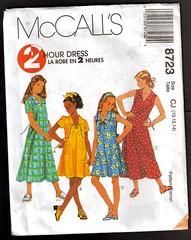 McCalls 8723 (autumnsgarden) Tags: organize