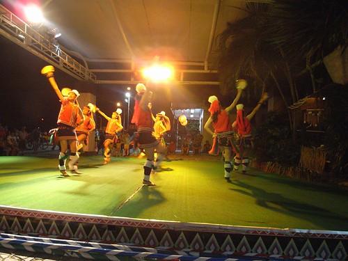 你拍攝的 8原住民舞蹈。