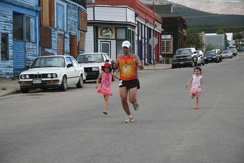 Leadville Trail Marathon 2009