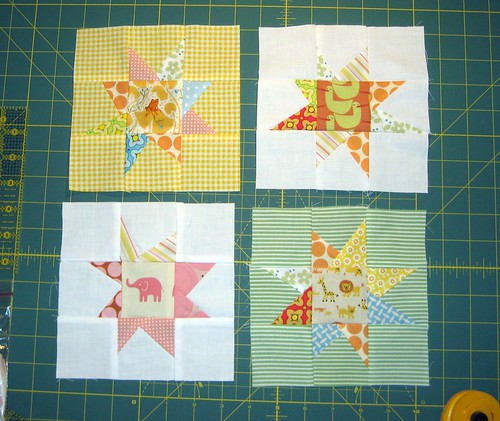 Tacha's Stars for Sew Kid at Heart