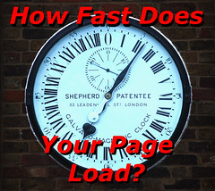 How Fast Does Your Page Load?