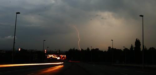 Darty en pleine tempête: picture Darty sous l'orage by danielbroche