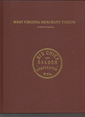 Schenkman, West Virginia Merchant Tokens