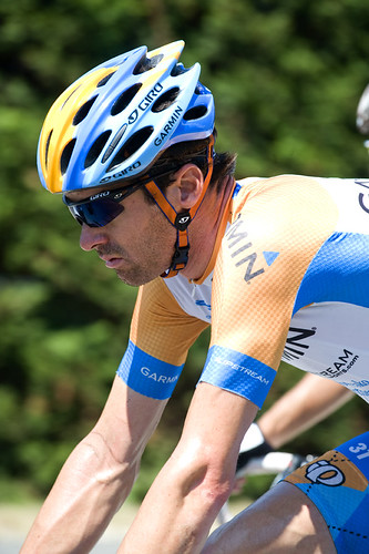 Daivd Millar - Tour de France 2009, stage 19