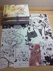 『ちょこっとヒメ(6)』4冊+α