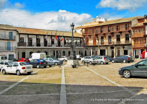 La Puebla de Montalbán