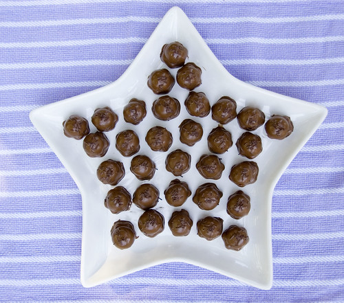 mallows - star platter