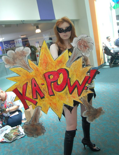Comic Con 2009: Ka-Pow