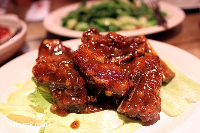Mongolian Pork Ribs