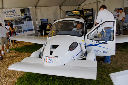 Terrifugia Transition - Flying Car