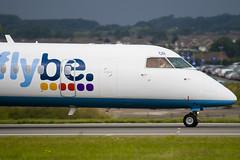G-ECOR - Flybe British European - De Havilland Canada DHC-8-402Q Dash 8 (DHC-8) - Luton - 090806 - Steven Gray - IMG_8551