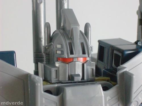 Transformers Bruticus G1 Encore