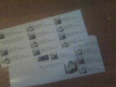 Step 2: Find Those Free Address Labels the NPC Sent You