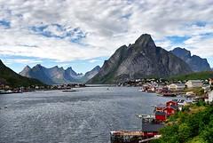 Reine, the Lofoten Islands (Charley Yelen) Tags: norway landscape nikon europe lofoten reine thisphotorocks thelofotenislands